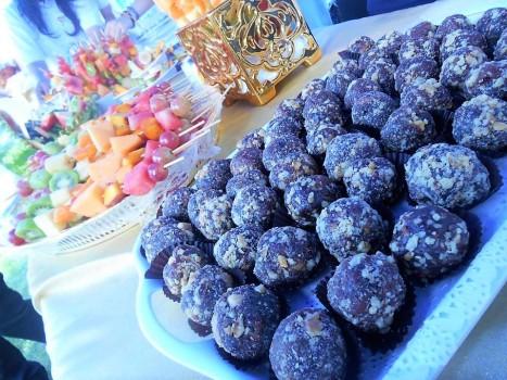 اكلة عراقية صحية تقليدية تدعى المدكوكة