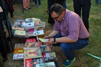 تفاعل الجمهور مع الكتب